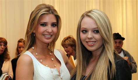 Ivanka Trump Explains Her Special Bond With Half Sister