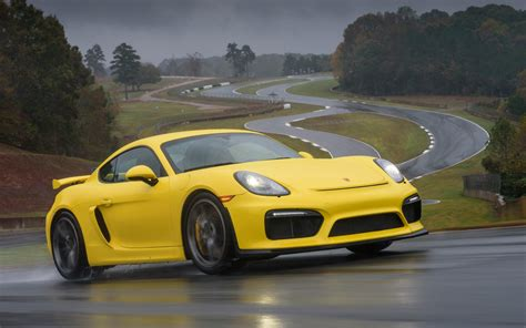 Porsche Cayman Gt3 by 2016 Porsche Cayman Gt4 And 911 Gt3 Rs Track Bred The