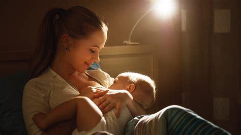 10 Surprising Benefits Of Breastfeeding Mama Natural