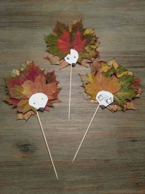 Herbst Kindergarten by Kinder Basteln Kreativ Basteln Basteln Herbst Herbst
