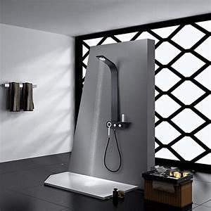 Colonne De Douche Design : colonne de douche noire au design contemporain s300 3 ~ Preciouscoupons.com Idées de Décoration