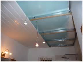 salle de bains faux plafond secouez moi
