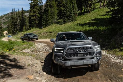 toyota tacoma  drive review small tweaks