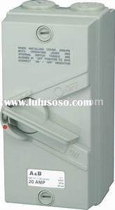 Double Pole Isolating Switch Wiring Diagram
