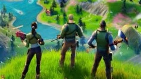 fortnite leak appears  confirm  map   brand