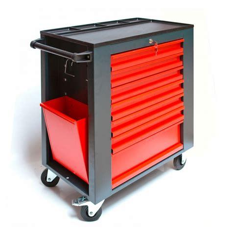 servante d atelier 7 tiroirs mobilier d atelier