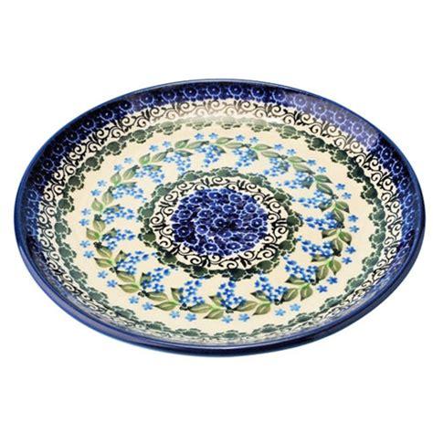 polish pottery  dinner plate boleslawiec ca pattern  euro stoneware ebay