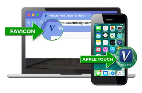 Free Favicon And Apple Touch Icons For Your Store