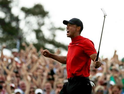What is Tiger Woods' record like at future major ...