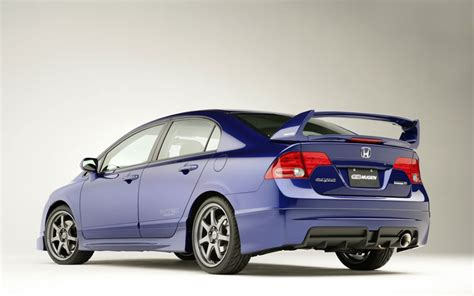 2008 Honda Civic Mugen Si Pricing Announced