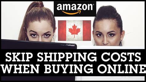 amazon fba canada   skip huge shipping costs
