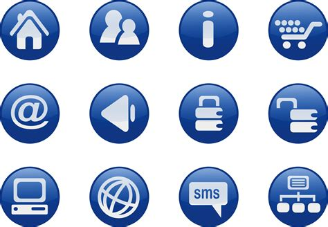 Download Free Flat Social Media Icon Sets