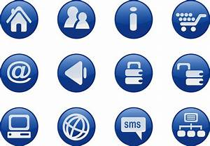 Clipart - Web Icons
