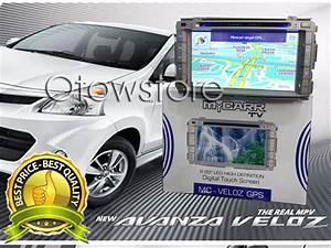 Jual Terbaru Head Unit Oem Toyota Avanza Veloz Dengan Gps