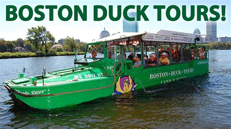 Duck Boat Tours Of Boston by Boston Duck Tour