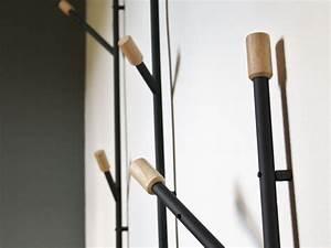 Patère Porte Manteau : porte manteaux patere design maison simone ~ Melissatoandfro.com Idées de Décoration