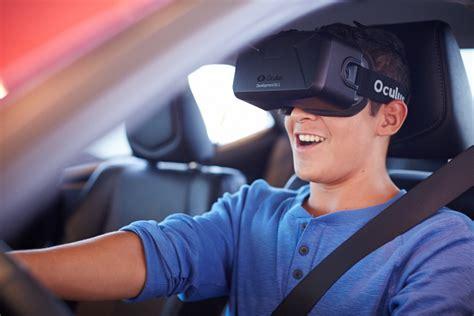 Virtual Reality Oculus Rift Teendrive365