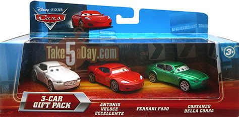 Michael schumacher appreciated it so much that he's seen here touting the new body and technology housed within. Dan the Pixar Fan: Cars: Michael Schumacher (Ferrari F430)