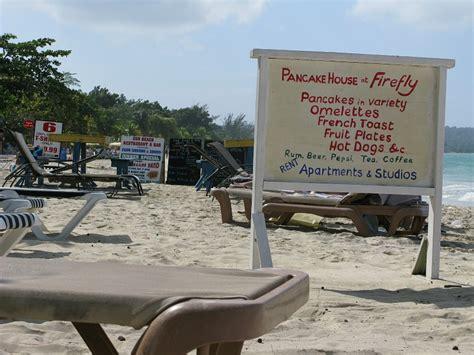 Photo Jamaica 2010 007 Firefly Negril Jamaica A