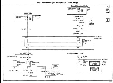 2005 Chevy Cavalier Wiring Harnes Diagram by I A 2002 Cheve Cavalier The A C Wont Work It Has
