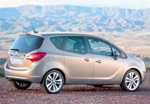 Fiche Technique Opel Meriva : opel meriva affaires 1 7 cdti 110 fap pack clim ba ann e 2012 fiche technique n 146703 ~ Maxctalentgroup.com Avis de Voitures