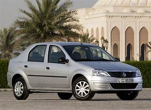 First Drive  Renault Logan 2011 In The Uae