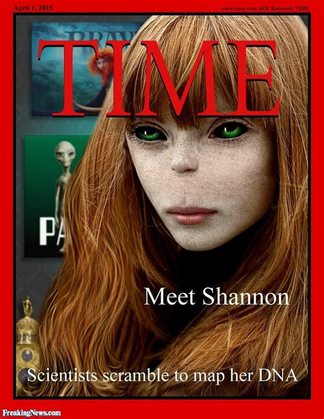 Alien Woman On Time Magazine Cover Pictures  Freaking News