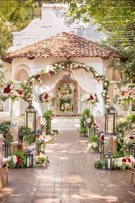 featured  ceremony magazine blog rancho las lomas wedding
