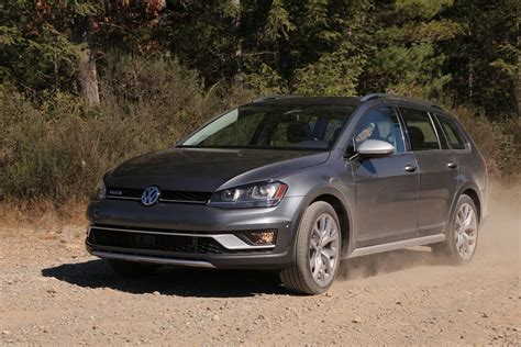 2017 Volkswagen Golf Alltrack First Drive Review The