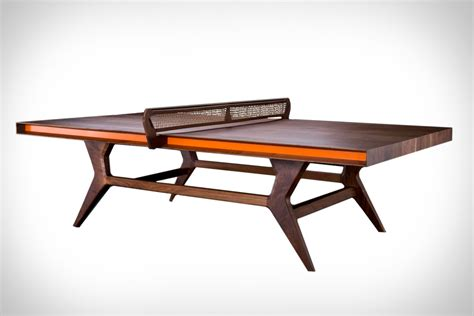 ping pong table surface mackenrow ping pong table uncrate