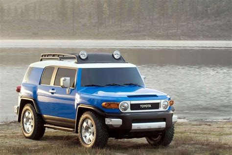 Toyota Fj Cruiser Mpg by 2011 Toyota Fj Cruiser Review Specs Pictures Price Mpg