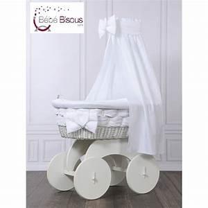 Berceau Bebe Blanc : berceau b b fl che blanc ~ Teatrodelosmanantiales.com Idées de Décoration