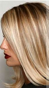 Blonde Hair with Red and Auburn Lowlights | Hair ...