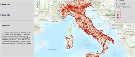Copertura Rete Mobile by Broadbandmap Finalmente La Mappa Tlc Dell Italia Tom S
