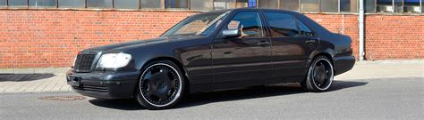 Mercedes S Class Modification by Mec Design Tuning And Modification For The Mercedes W140