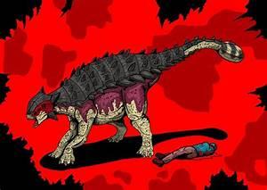 Jurassic Park Ankylosaurus (Updated 2014) by Hellraptor on ...