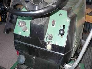 Small Engine Remote Control Panel