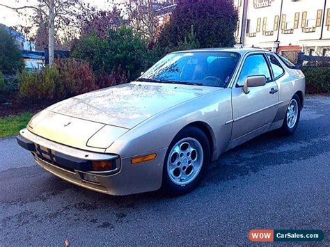 car manuals free online 1985 porsche 944 security system 1985 porsche 944 for sale in canada