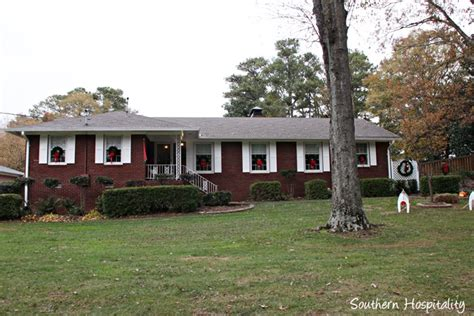 50s decorating ideas updating a 1950 39 s brick ranch home southern hospitality