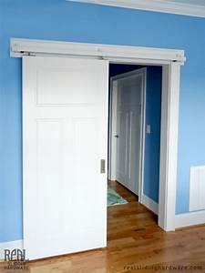 Barn Door Hardware - Traditional - Bedroom - other metro