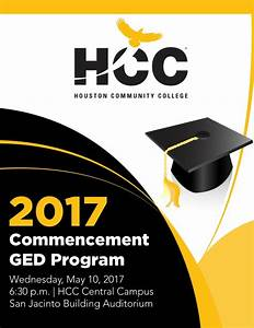 High School Graduation Program Covers Articles Hcc Students Design Cover Pages For 2017