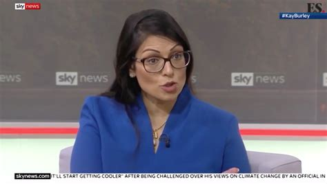 Priti Patel says she 'would call police' on neighbours ...