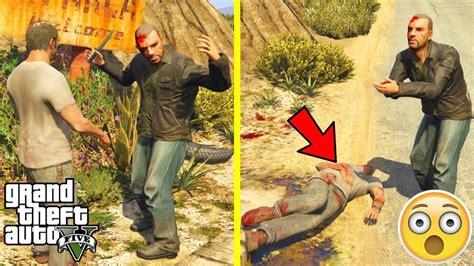What Happens If Johnny Kills Trevor