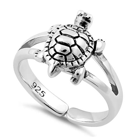 Sterling Silver Turtle Toe Ring. Bride Groom Wedding Rings. Elven Rings. 30 Thousand Dollar Engagement Rings. History Rings. Assassin's Creed Rings. Unique Rings. January Birthstone Wedding Rings. Messika Rings