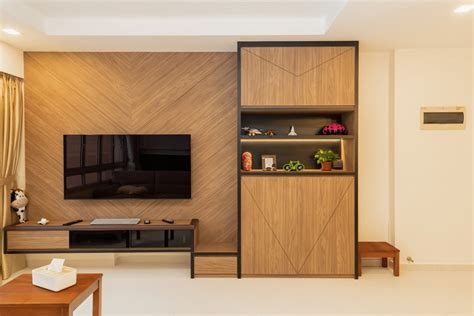 6 TV FEATURE WALL IDEAS FOR YOUR LIVING ROOM - Deco-Man