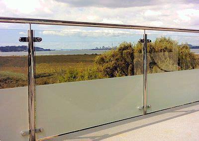 Framed to Semi Framed Glass or Picket Balustrades Systems