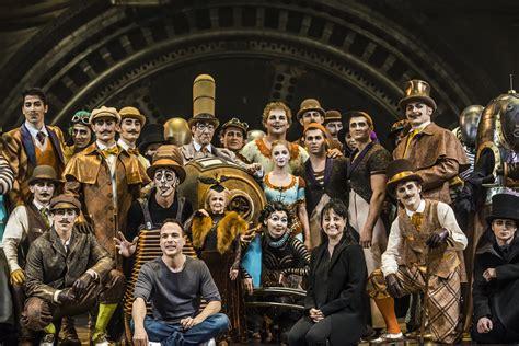 cirque du soleil cabinet of curiosities cast cirque du soleil s kurios presents a world of possibilities
