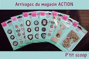 Papier Peint Action : du nouveau chez action le scrap de lili ~ Melissatoandfro.com Idées de Décoration