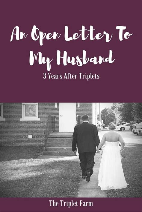 open letter to my husband the world s catalog of ideas 46628