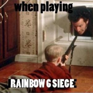 Rainbow 6 Memes - meme center lightning lion profile